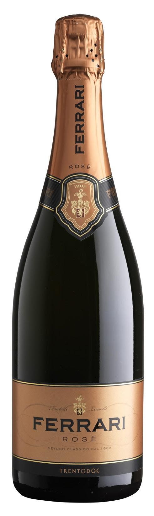Ferrari Brut Rose Wine Com