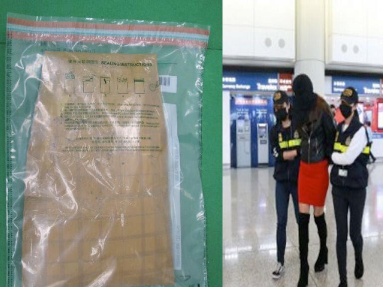 Κινδυνεύει με ισόβια η Ελληνίδα μοντέλο που μετέφερε κοκαΐνη στο Χονγκ Κονγκ   Newsit.gr