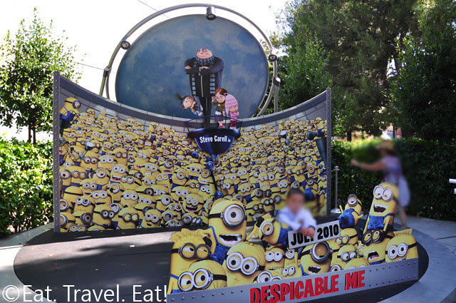 37 Despicable Me Picture Area
