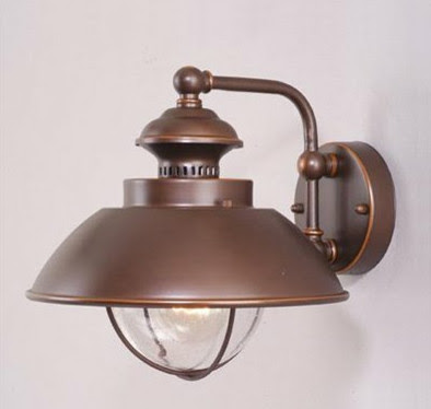 Vaxcel Nautical Outdoor Sconce - traditional - outdoor lighting ...