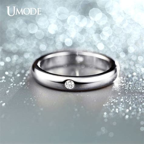 Aliexpress.com : Buy UMODE Burnish 4 Pieces CZ Crystal