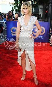 Glee Movie Premiere Red Carpet Style