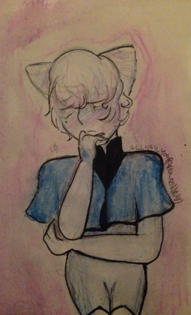 Sad Holly Blue~
