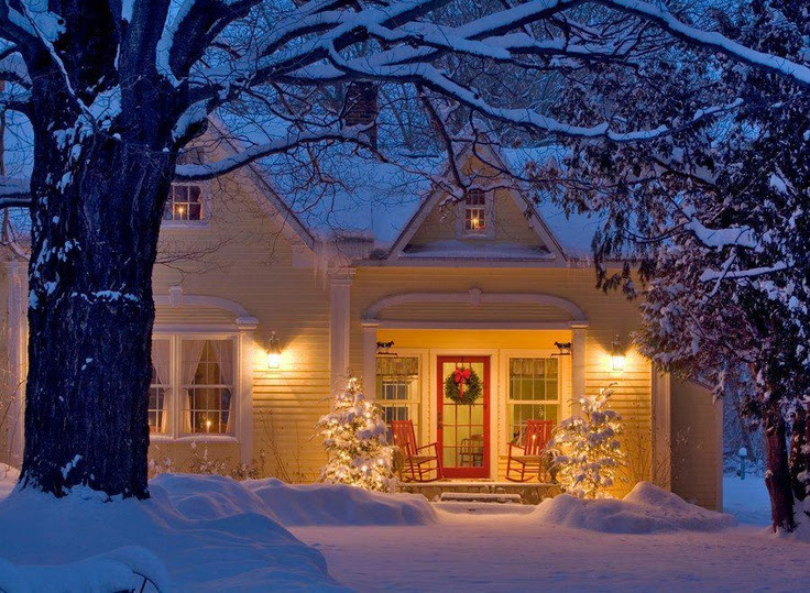 Christmas Cottage  Cozy Cabins, Cottages amp; Bungalows + Plans