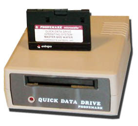 Quick Data Drive - Commodore