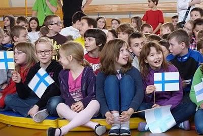 ŠKOLOVANJE U FINSKOJ