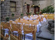 Casa Manila Patio   Hizon's Catering