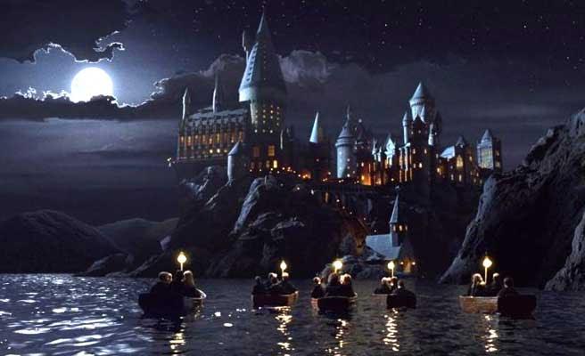 Resultado de imagen de hogwarts castillo