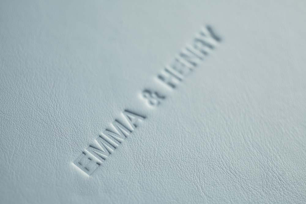 Folio Wedding Album - www.helloromance.co.uk