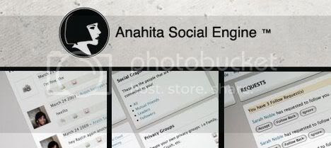 Anahita Social Engine