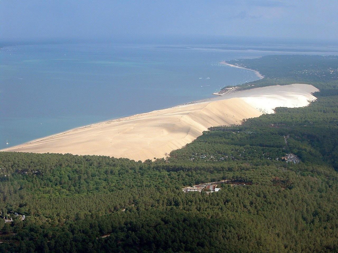 Vy3ML Dune de Pyla   A new Sahara desert being born   in France! [30 pics]