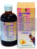 Nutrilin Syrup for My Son