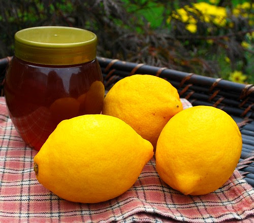 Lemon Honey Remedy