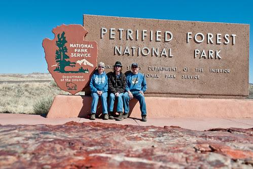 Petrified Forest AZ 16Mar2012 a_6454 by 2HPix.com - Henry Huey