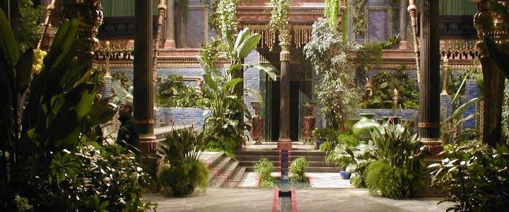 Jardines Colgantes De Babilonia Fotos