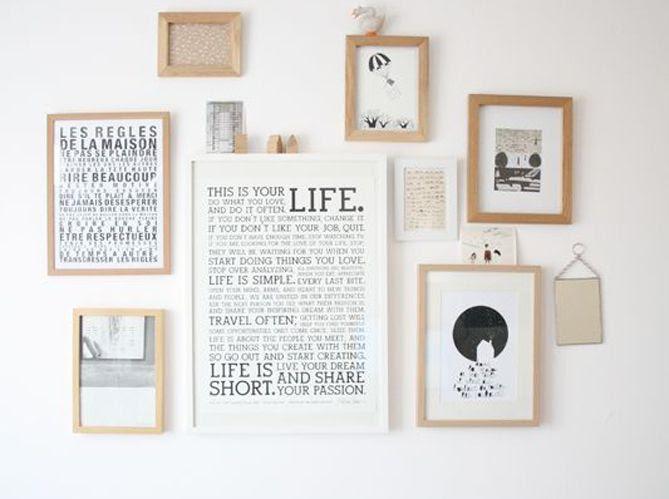 Déco Redonner Vie à Un Mur Blanc Le Mag à Lire