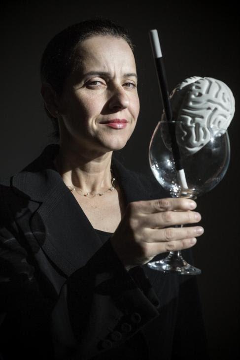La neurocientífica Susana Martínez-Conde.