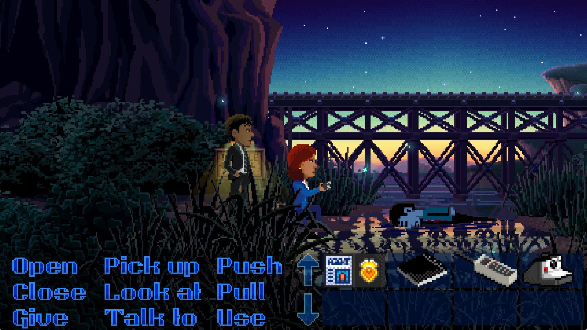 Thimbleweed Park looks double-dip worthy on Nintendo Switch screenshot