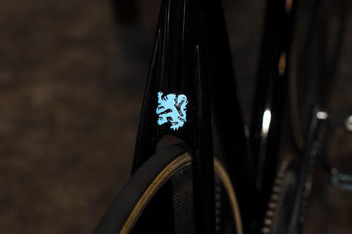 Ritte Moth Attack Track Bike