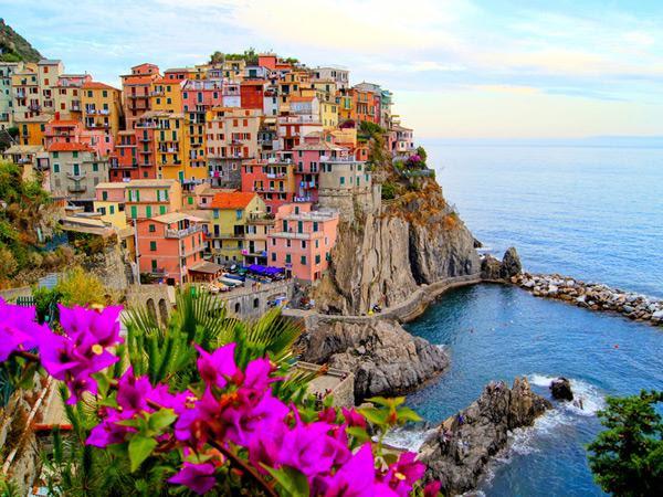 Riomaggiore, en Italie