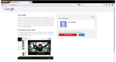 Channel Art pour la chaîne YouTube