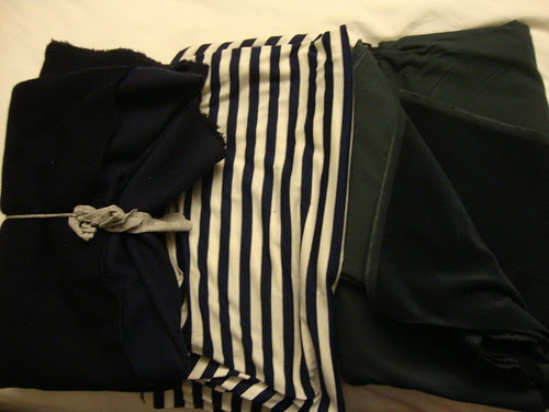 TexStyles and Common Thread fabric