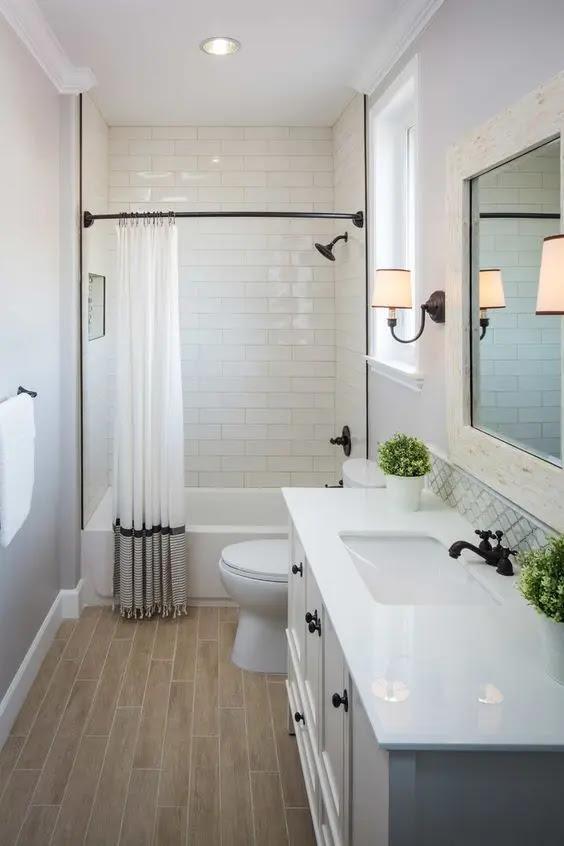 How To Add A Basement Bathroom: 27 Ideas - DigsDigs