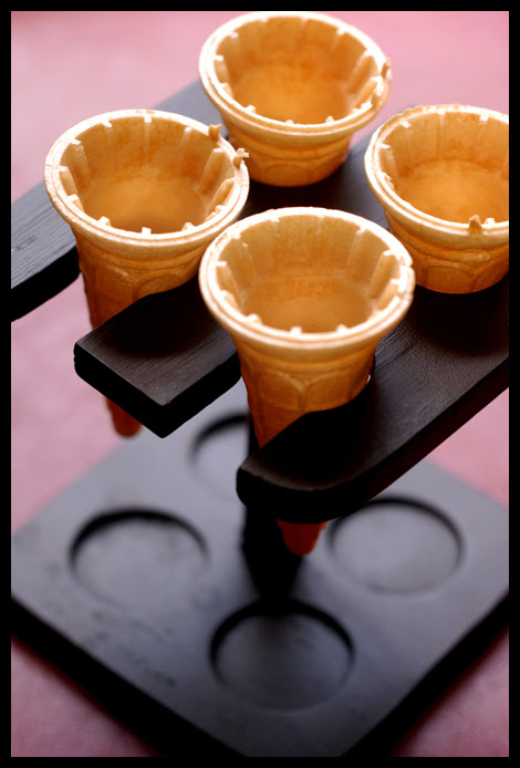 ice cream cones© by Haalo