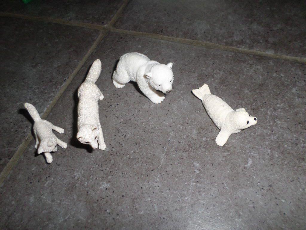 """Les figurines d'animaux """"Schleich"""""""