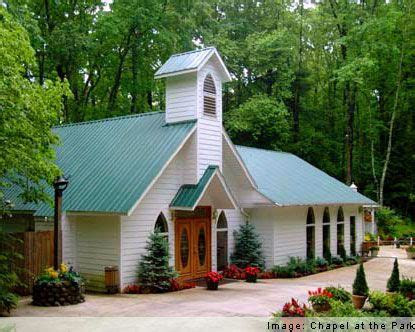 small chapels   Tennessee Wedding Chapels   Get Me to the