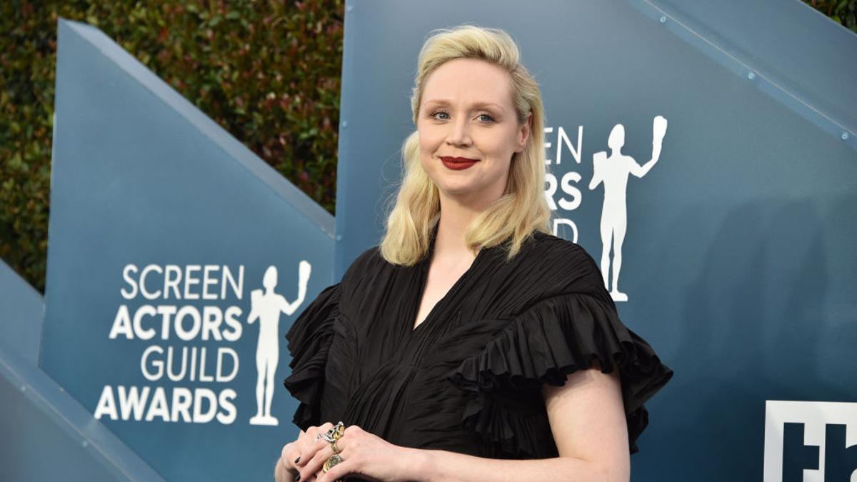 Gwendoline Christie Adds Tim Burton's Wednesday TV Series to Her Schedule