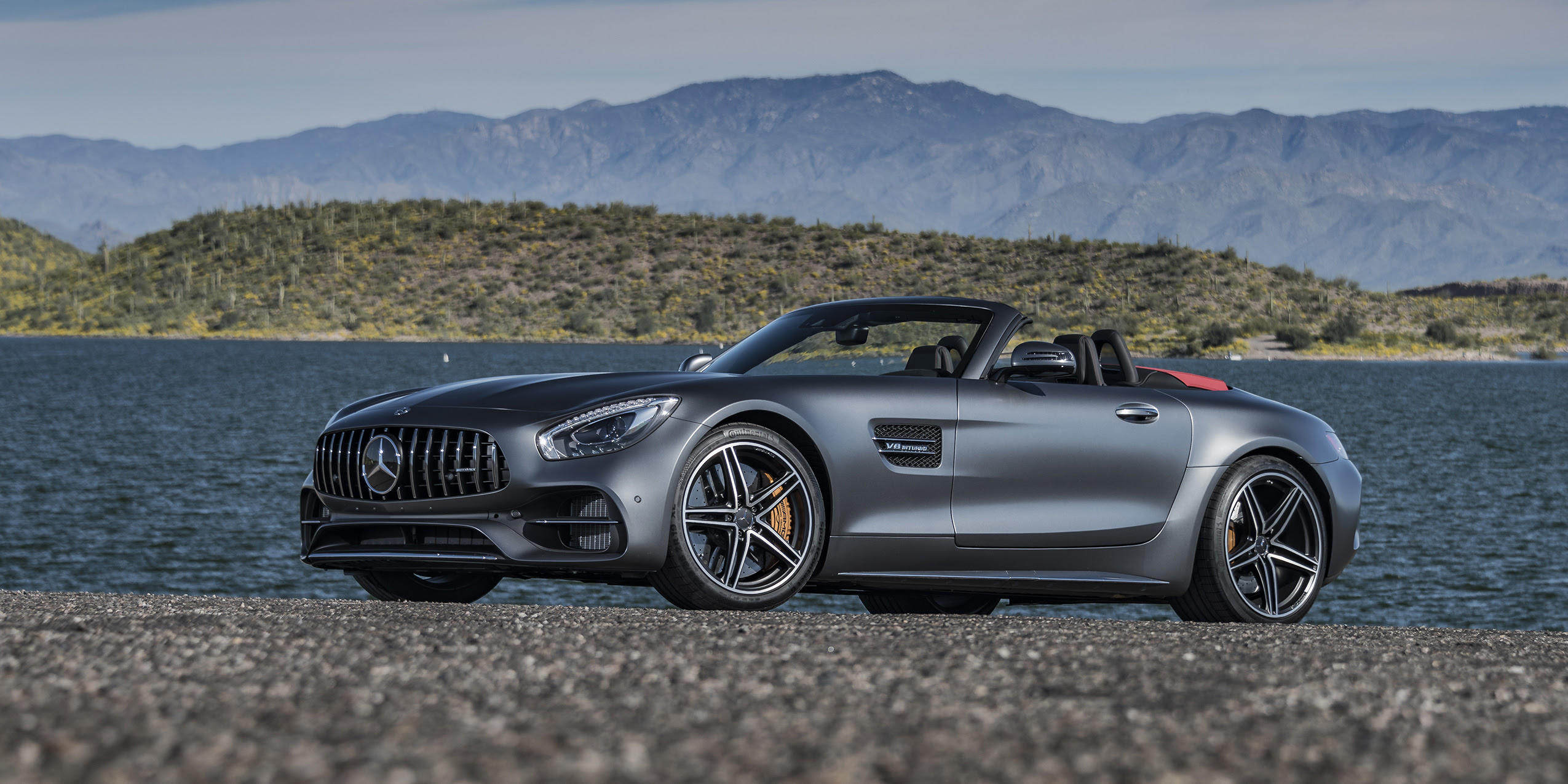 2017 Mercedes-AMG GT C Roadster review | CarAdvice
