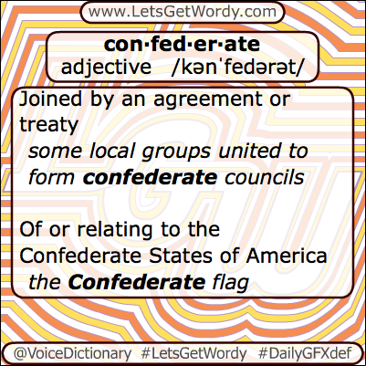 Confederate 04/09/2013 GFX Definition of the Day