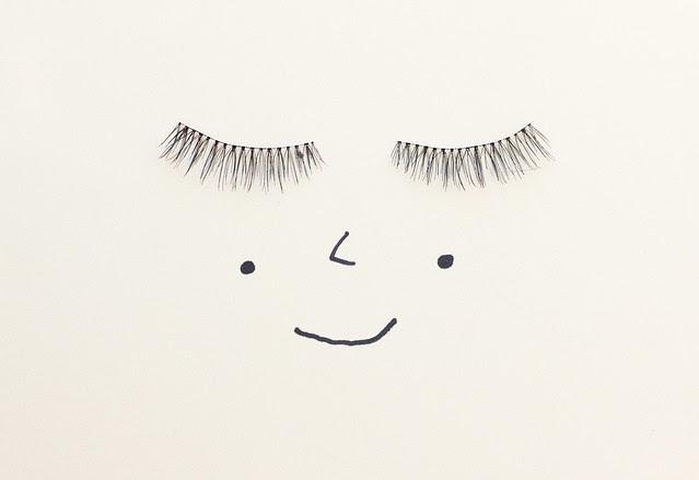 how choose false eyelashes