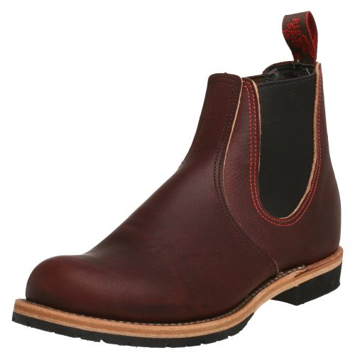 Red Wing Men's 2917 Chelsea Pull On,Brown,9 D US