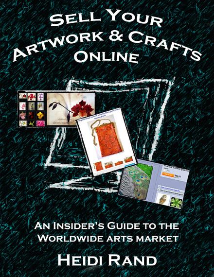 Sell Your Artwork Crafts Online Book Garden Delights Arts Crafts