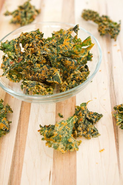 IMG 9737   Sun dried Tomato Cheezy Kale Chips