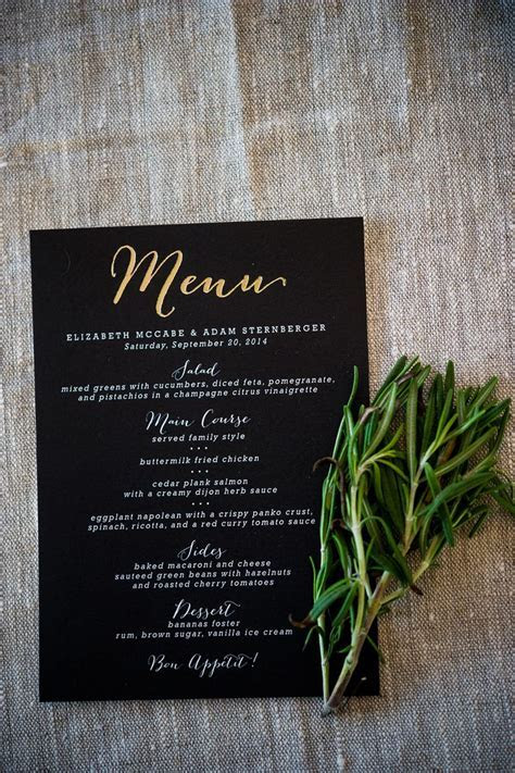 Best 25  Menu cards ideas on Pinterest   Wedding menu