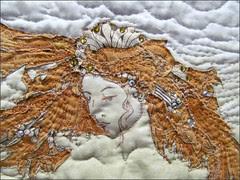 Mermaid Magic, face detail