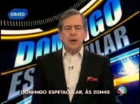 "Programa da Rede Record, ""Domingo Espetacular"" fará reportagem especial sobre ""cair no espírito"""
