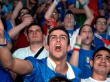 supporters Italie  Coupe du Monde 2014