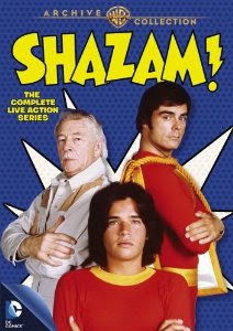 Shazam on DVD