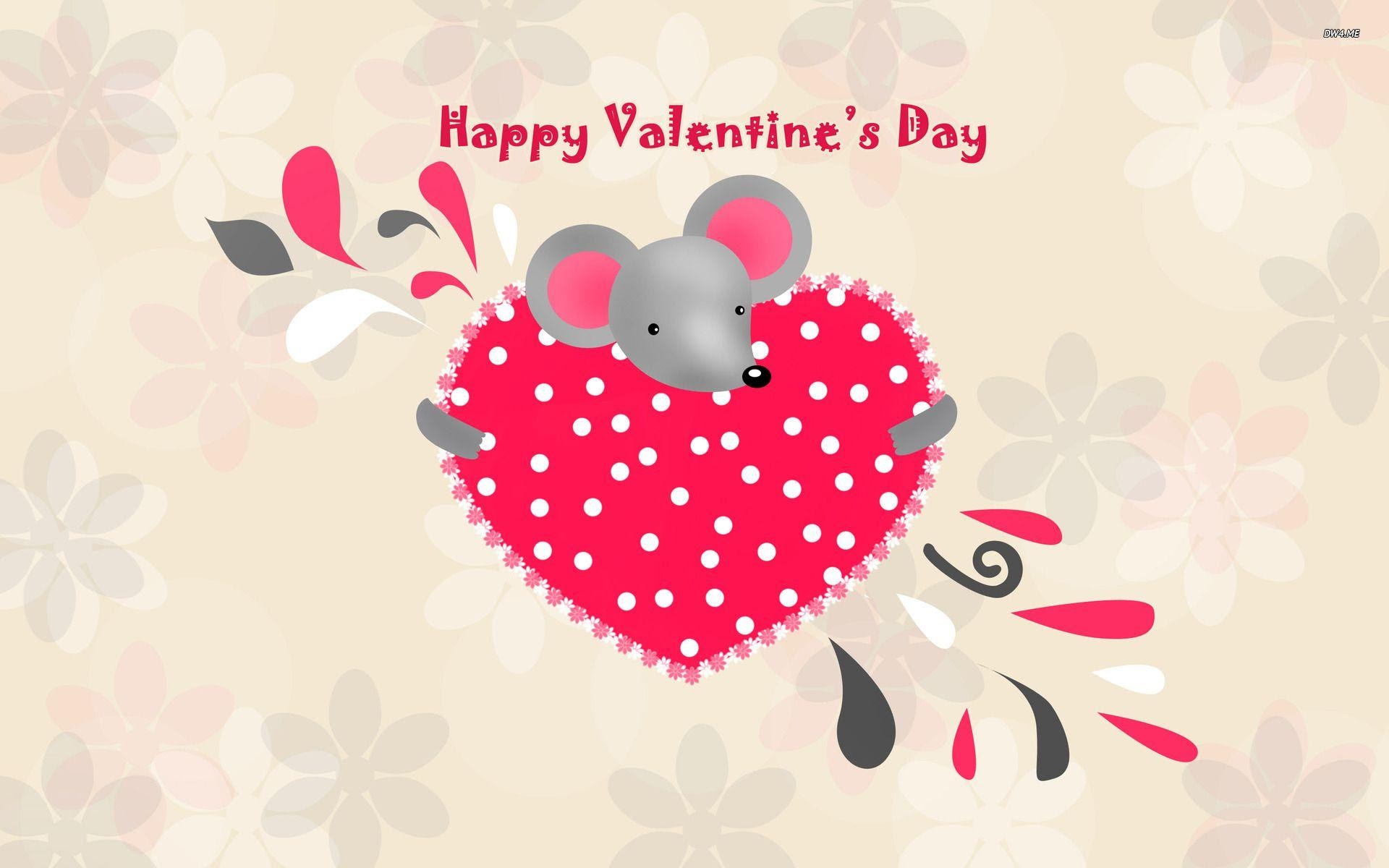 Happy Valentines Day Backgrounds  Wallpaper Cave