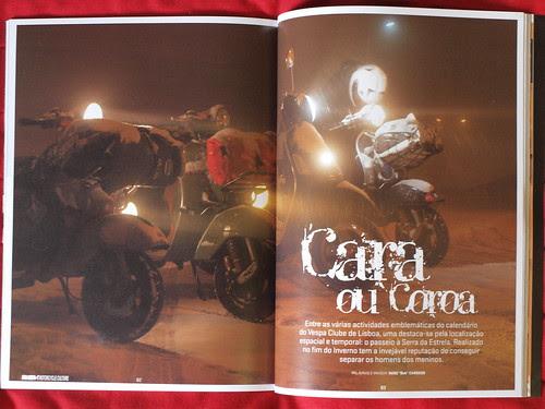 Passeio à Serra da Estrela do VCL na REV Motorcycle Culture