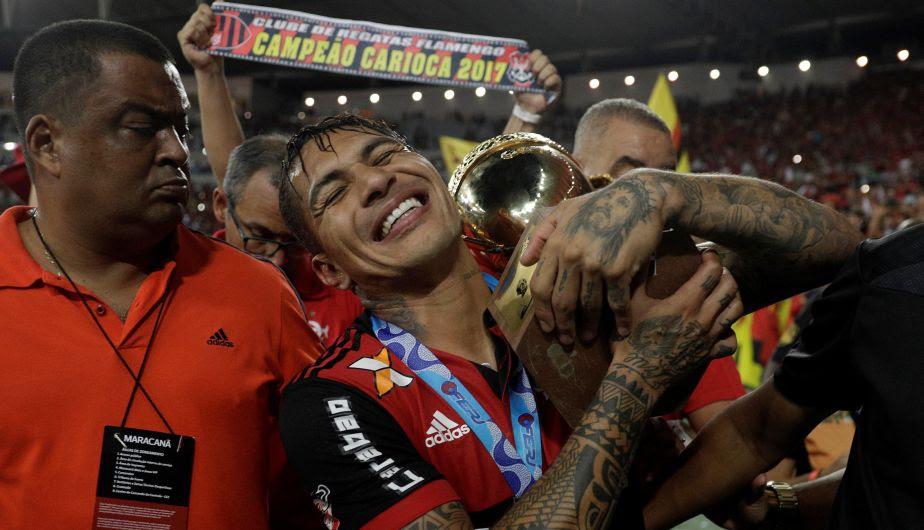 ¡Campeón del Carioca 2017! Flamengo derrotó 2-1 a Fluminense en la final [FOTOS Y VIDEO]