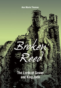 Ann Thomas Lords of Gower_Front Cover