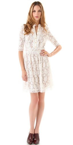 ALICE by Temperley Kitty Lace Dress