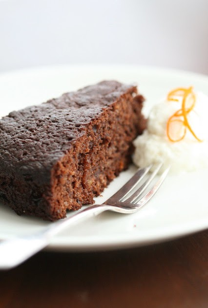 Orange Marmalade Cake Recipe Nigella