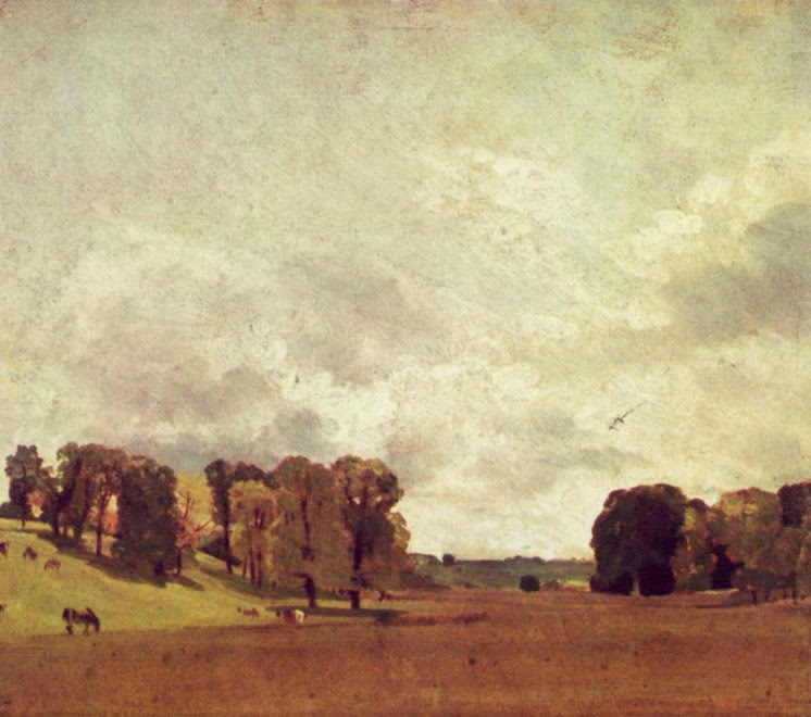 John Constable, Epsom