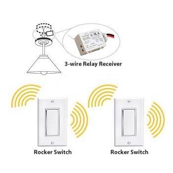 Wireless Light Switch Lowes 3 Way Wireless Light Switch Kit